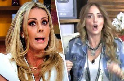Andrea Legarreta revela la verdad sobre su 'odio' hacia Atala Sarmiento