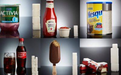 <i>Dulce agonía</i>: Los escalofriantes niveles de azúcar de tus productos favoritos (VIDEO)