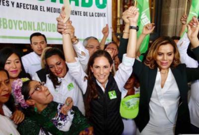 Promete Mariana Boy activar alerta de género en la CDMX