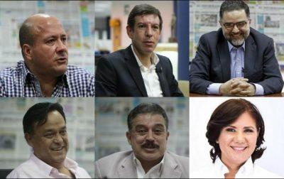Todo listo para el primer debate ciudadano de Jalisco