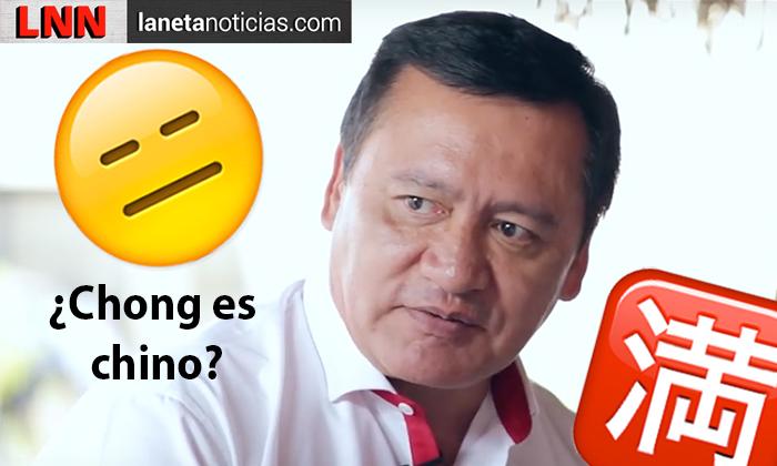 Exclusiva LNN: ¡Osorio Chong nos cuenta #SuNetaDelPlaneta!