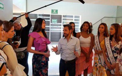 Conoce todo detrás de la visita de Eugenio Derbez a TV Azteca