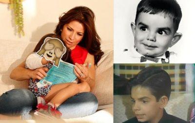 Aitana Derbez ya creció y el parecido con Eugenio ¡es increíble! (FOTOS)