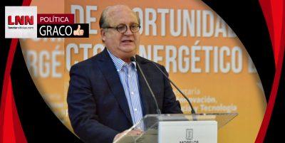 Anuncia Graco Ramírez construcción de un Parque de Generación Solar en Morelos
