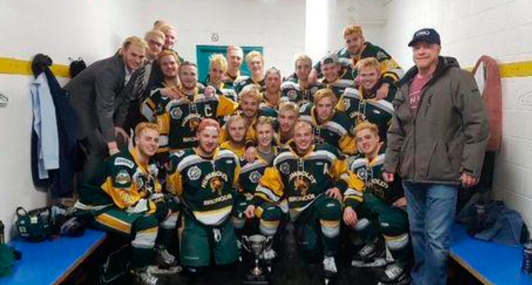 <i>Vuelve a la vida</i>: 'Matan' a jugador de hockey tras brutal accidente