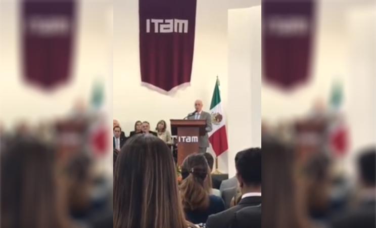 Favoritismo por Meade causa molestia en la comunidad del ITAM