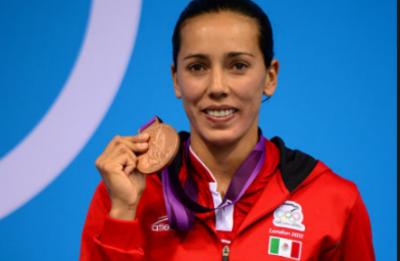 Clavadista Laura Sánchez manda emotivo mensaje a seguidores de AMLO