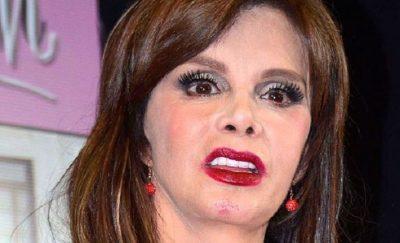 Lucía Méndez aparece sin maquillaje ¡y aterra a sus seguidores! (FOTOS)