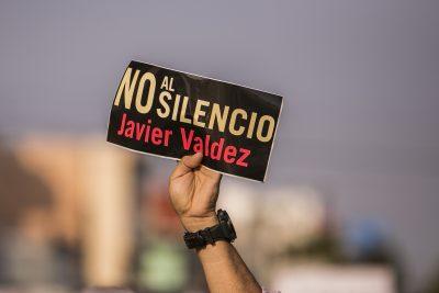 Segob anuncia detención del presunto asesino del periodista Javier Valdez