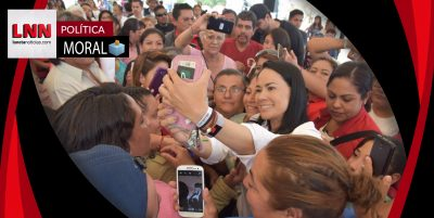 Alejandra del Moral asegura que las mujeres serán prioridad en el Senado