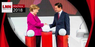 EPN destaca en Alemania complejidad de las elecciones en México