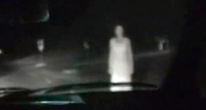 Espeluznante fantasma de mujer visita la Basílica de Guadalupe