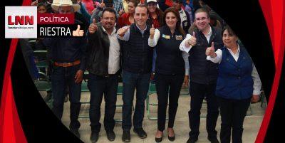 Mario Riestra impulsa 4 compromisos a favor de la salud de las familias poblanas