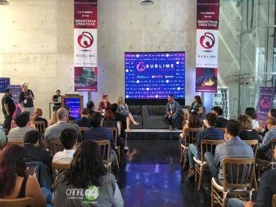 Inicia Sublime en Jalisco, evento para desarrollar la creatividad audiovisual