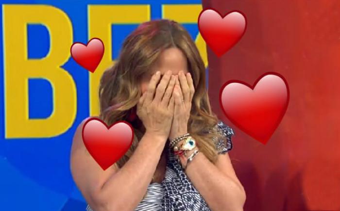 ¿Por qué Andrea Legarreta no hizo nada cuando la besó Raúl Araiza?