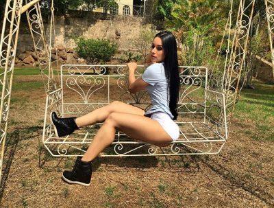 Yuliett Torres arrasa en redes con transparencia que exhibe su lencería (FOTO)