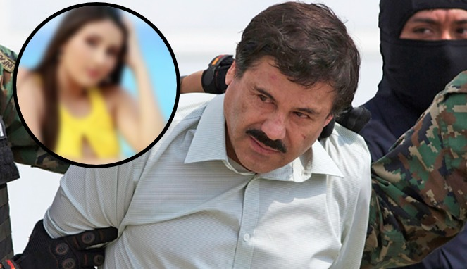 Alejandrina, la hermosa hija de 'El Chapo' que estuvo presa en Estados Unidos (FOTO)