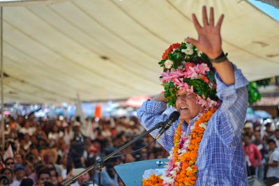 AMLO, con 95% de probabilidad de ganar la Presidencia: El País