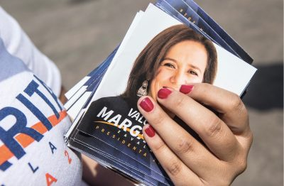 Margarita Zavala: la crónica de una renuncia anticipada