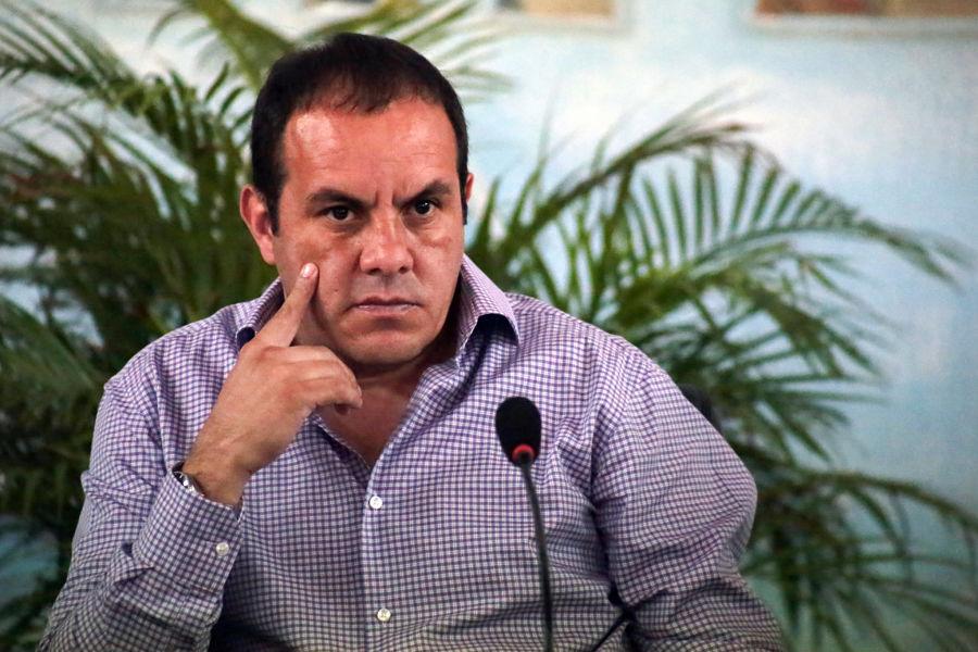 Cuauhtémoc Blanco se justifica y no asistirá al debate por Morelos