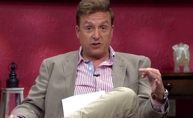 Daniel Bisogno <i>visita</i> Televisa y redes sociales colapsan con su presencia (VIDEO)