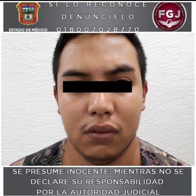 Detienen a presunto asesino de candidato en Edomex
