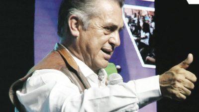 'El Bronco' propone boicot fiscal a AMLO
