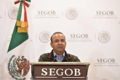 Segob convoca a diálogo con candidatos presidenciales