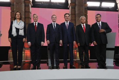 Revelan la jugosa cantidad que recibieron los moderadores del primer debate