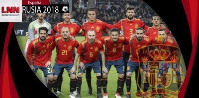 Perfiles Rusia 2018: España, la Furia Roja al ataque