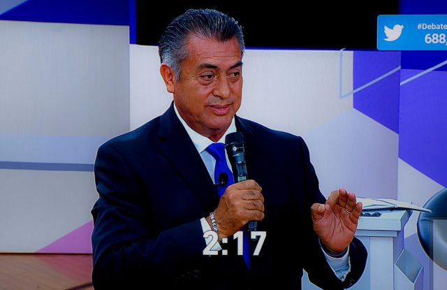 'El Bronco' justifica el segundo lugar de Nuevo León ante delito de trata