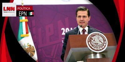 Peña Nieto asegura que el pueblo de México no vive una tragedia