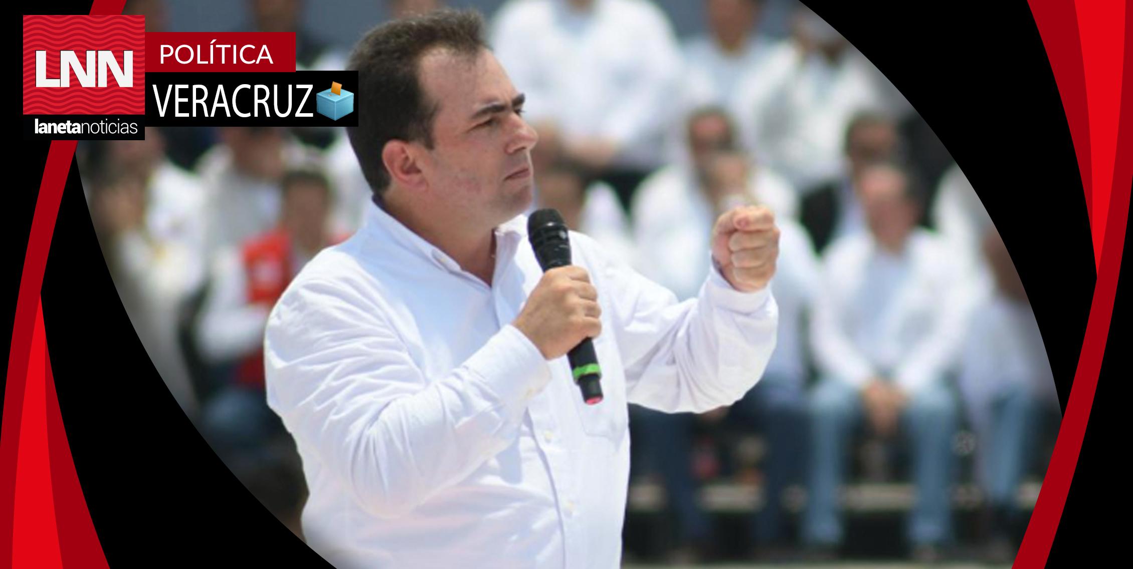 Pepe Yunes ofrece alianza firme a los maestros de Veracruz