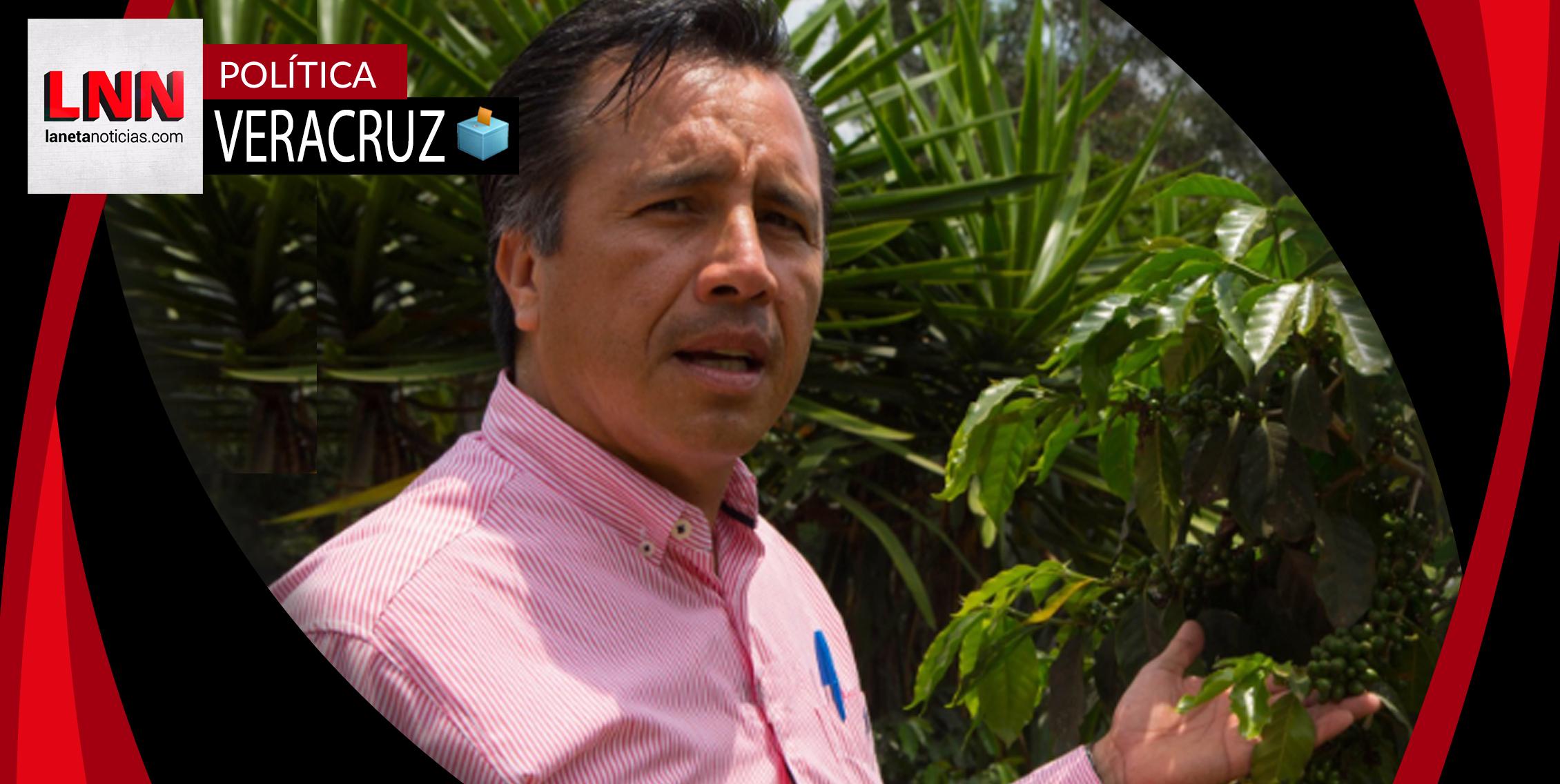 Cuitláhuac García impulsará Veracruz con proyectos productivos