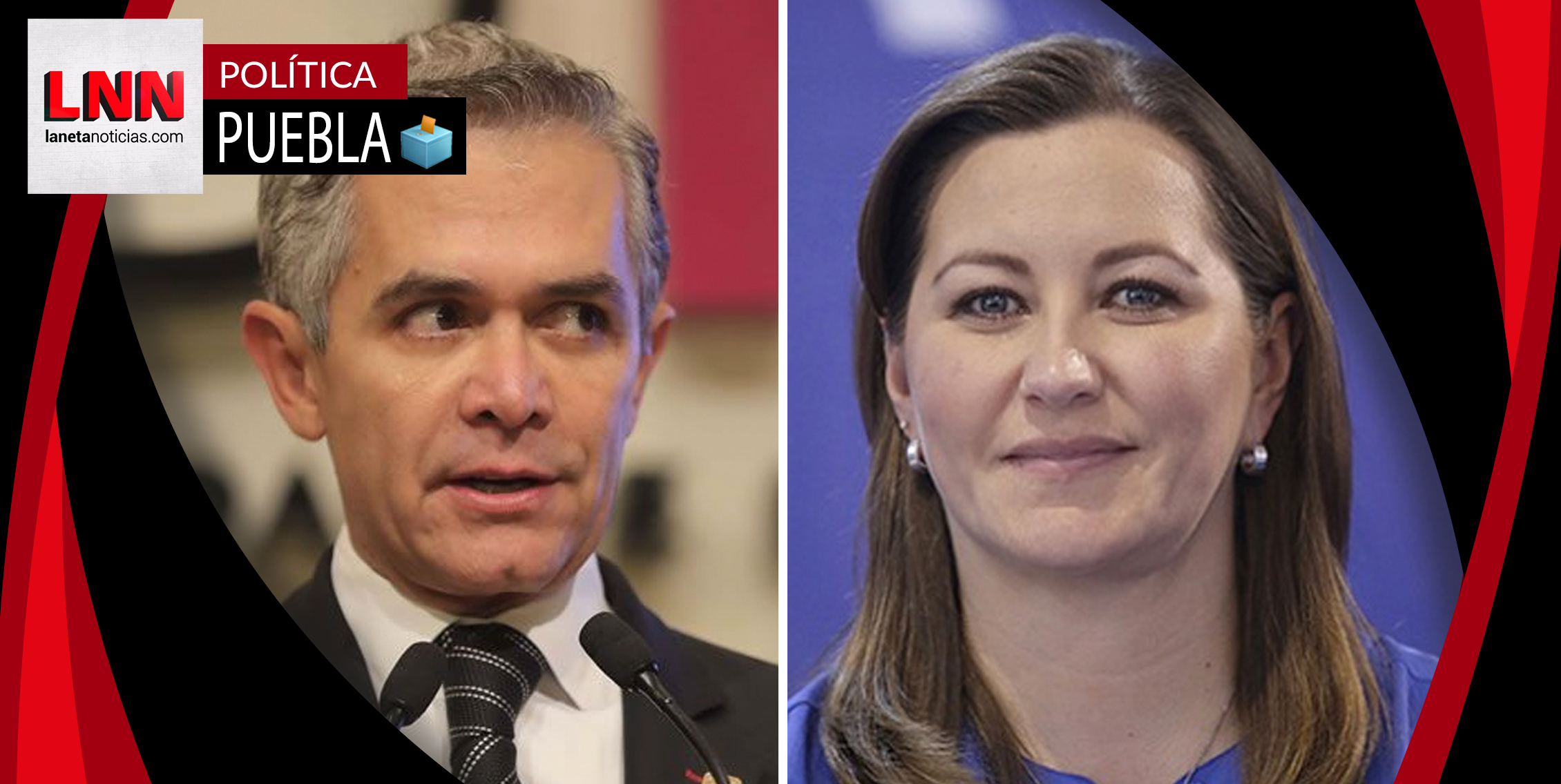Mancera asegura que Marha Erika ganará las elecciones en Puebla