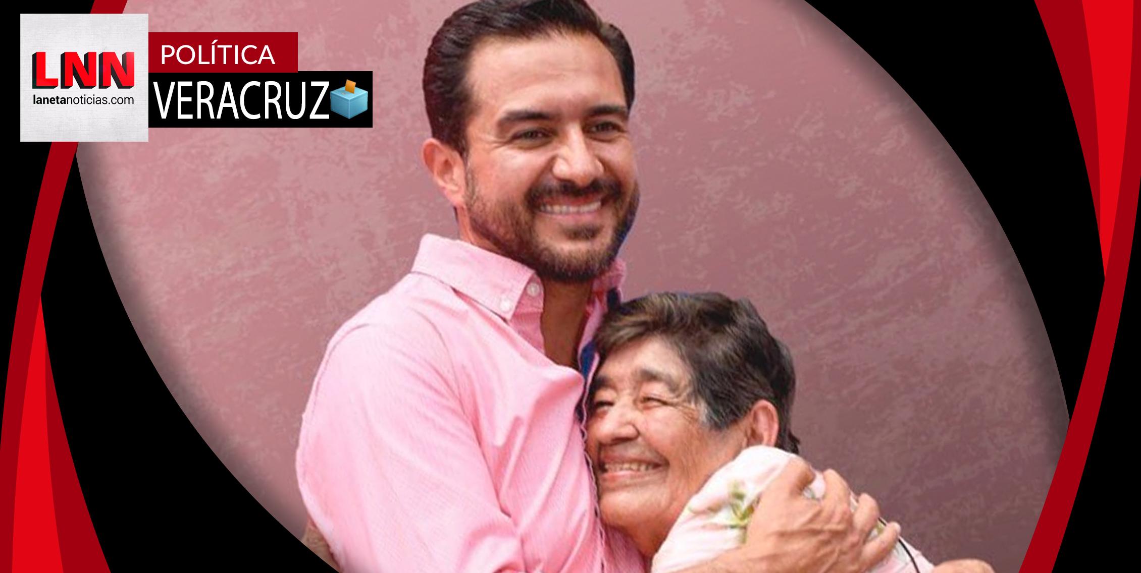 Yunes Márquez promete duplicar apoyos a veracruzanas