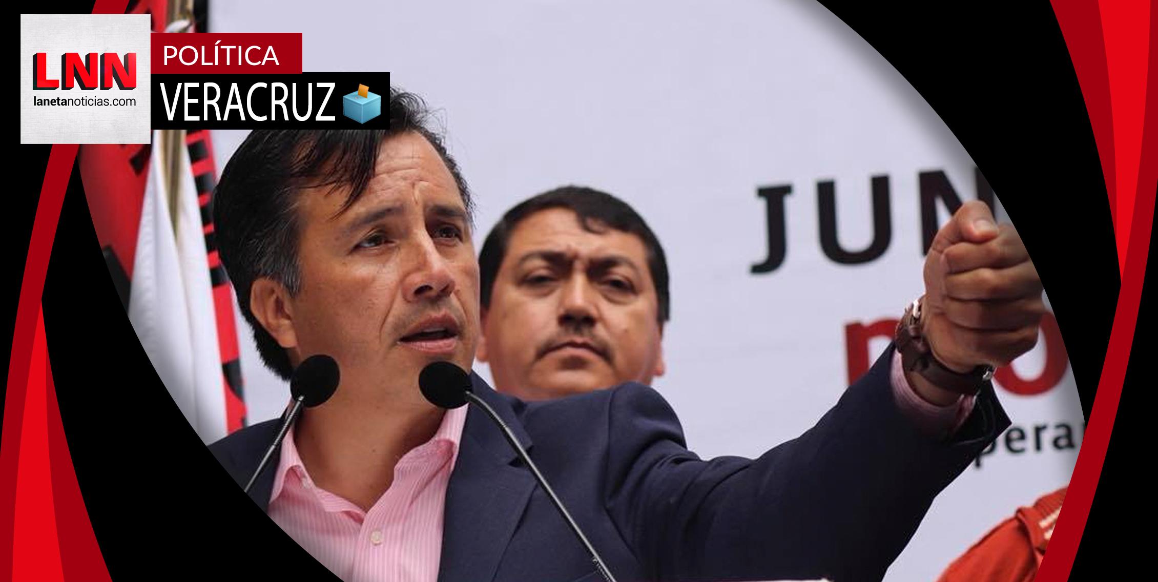 En dos años derrotaré a los criminales de Veracruz: Cuitláhuac García