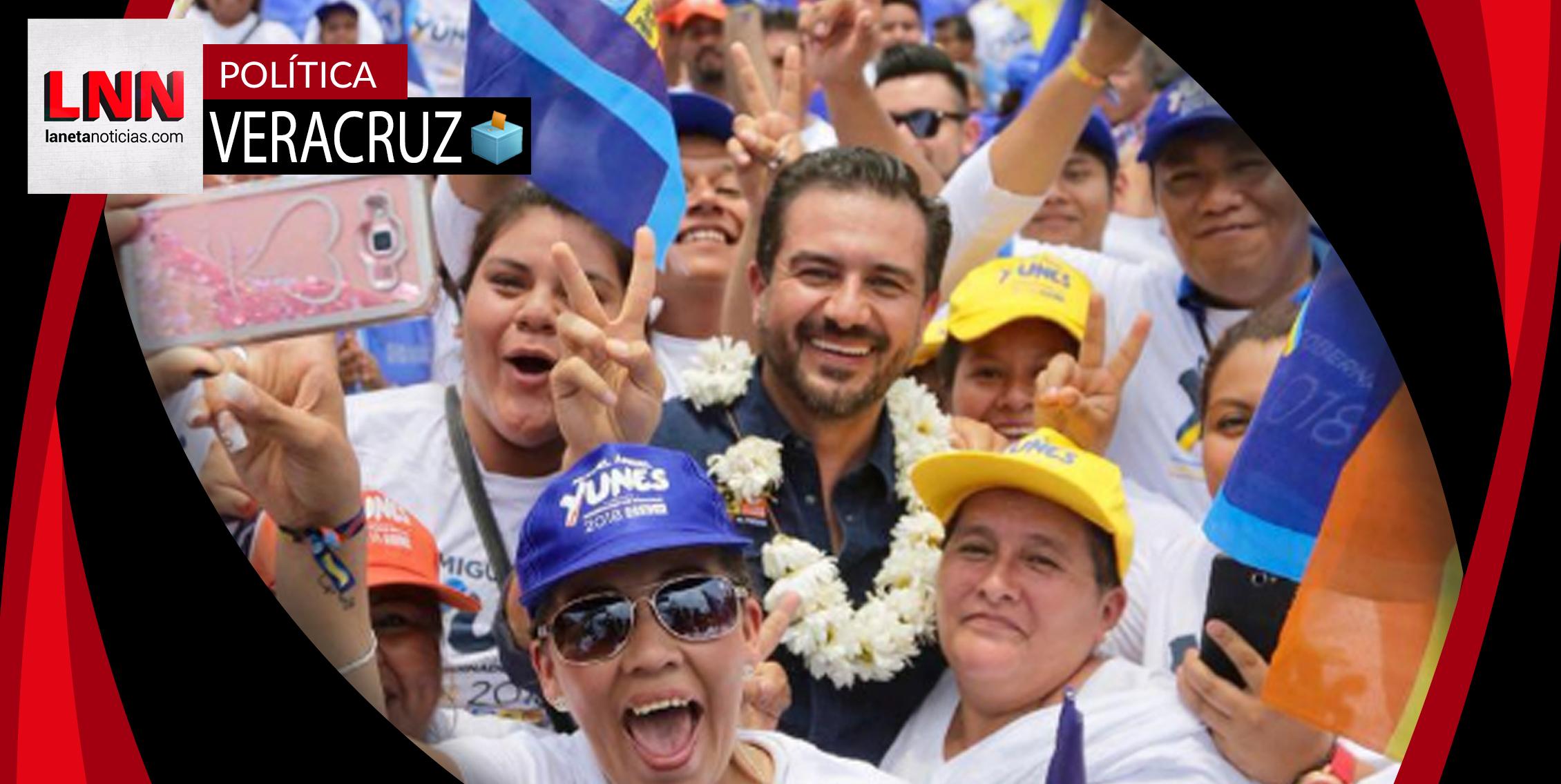 Yunes Márquez promete programa de apoyo a madres y recién nacidos en Veracruz