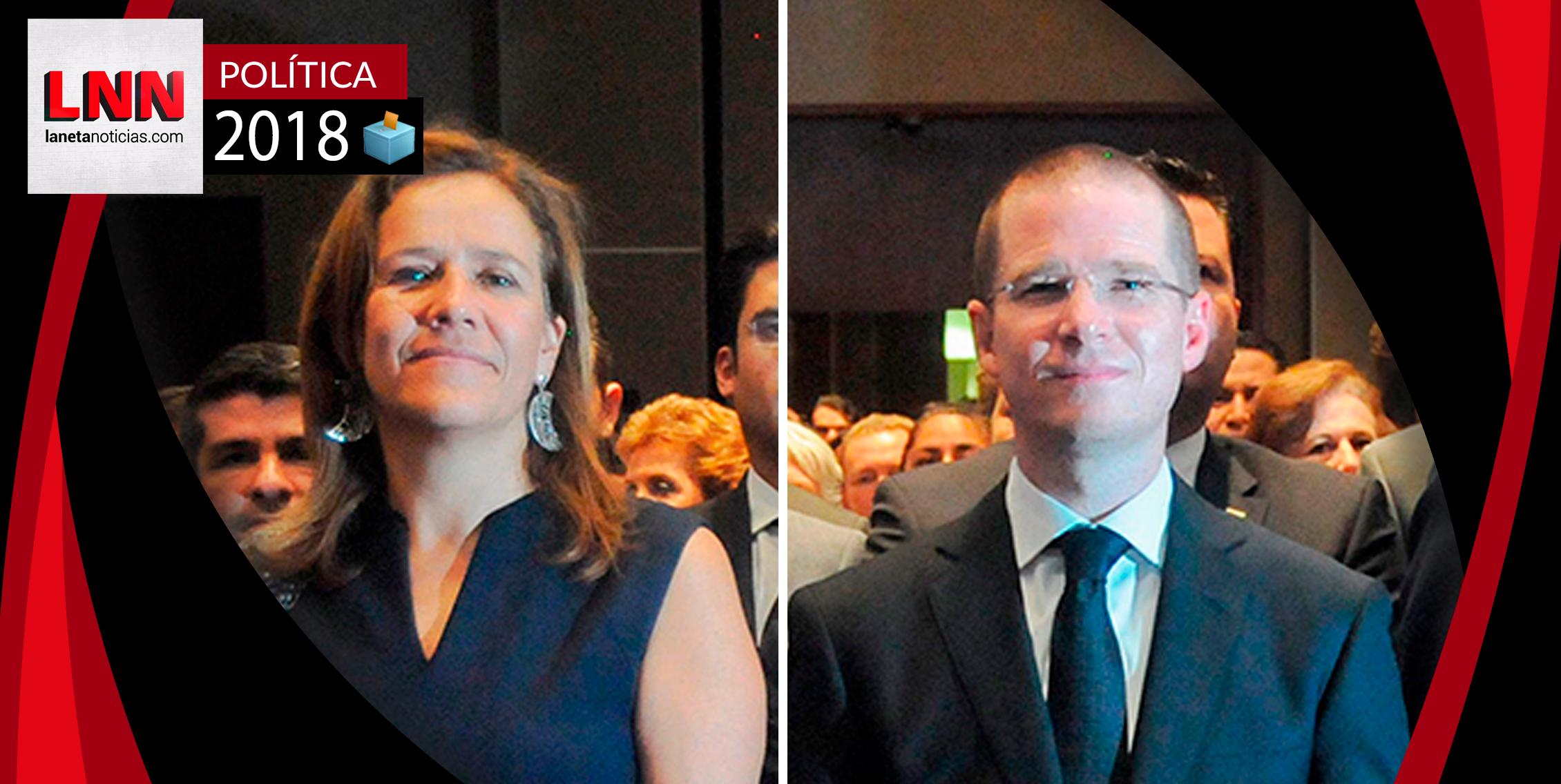 Seguidores de Zavala se suman al movimiento de Ricardo Anaya