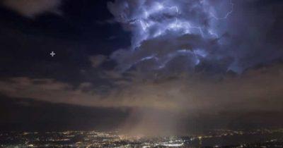 ¿Fin del mundo? Captan un portal 'interdimensional' abriéndose en el cielo (VIDEO)