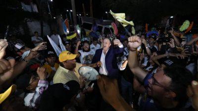 Gayosso: el claro ganador del debate en Morelos