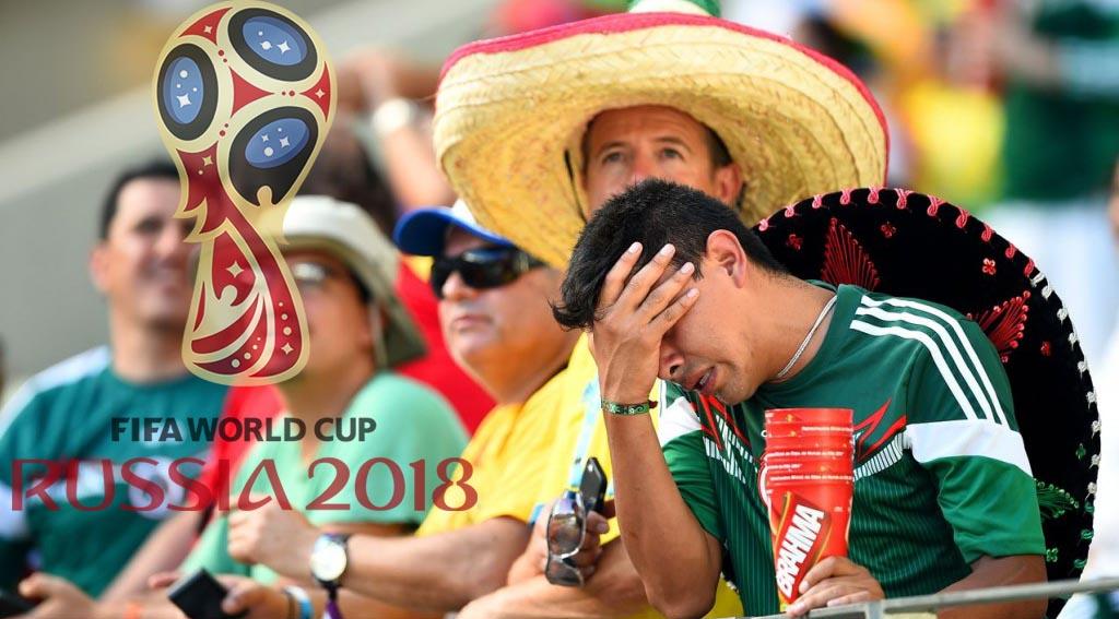 FIFA prohíbe a la afición mexicana seguir con una gran tradición en Rusia 2018
