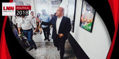 Alfaro invita a ciudadanos a ver primer debate entre candidatos en Jalisco