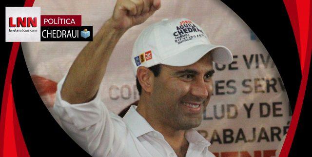 Jorge Aguilar Chedraui propone que la salud sea un derecho de todos
