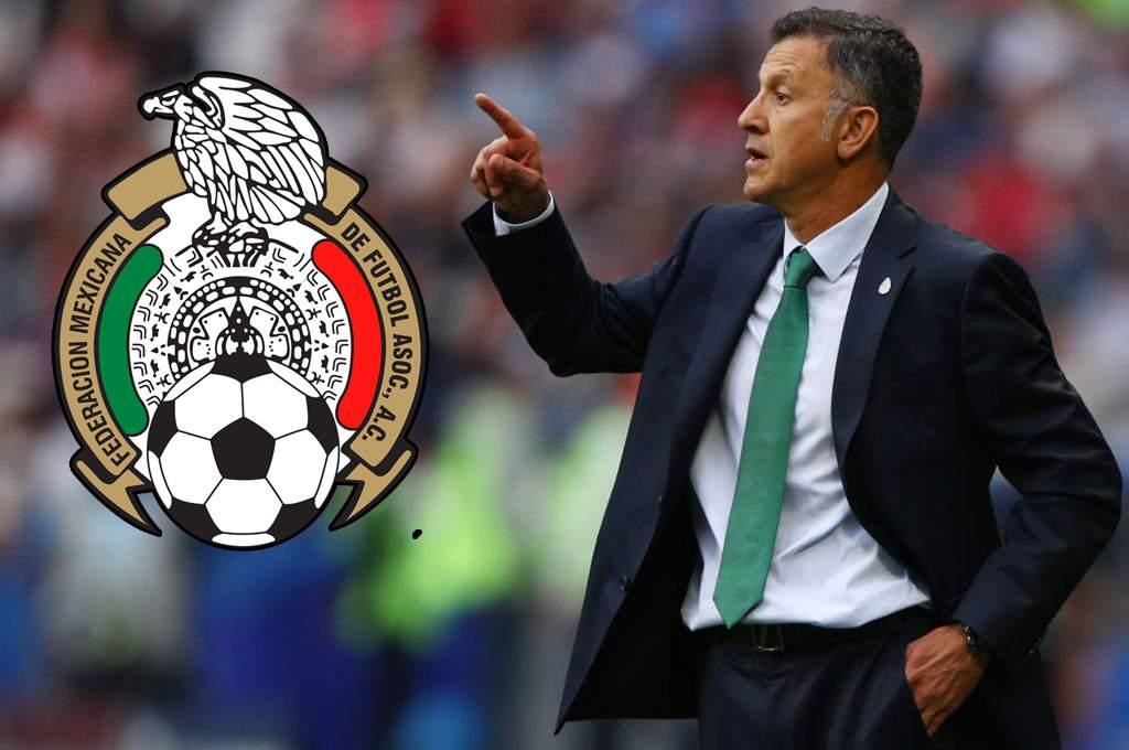 Juan Carlos Osorio revela lista de convocados del Tricolor para Rusia 2018