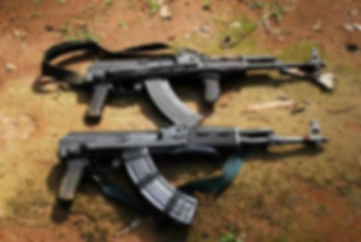 Dan a conocer las armas ilegales que se usaron en el caso Ayotzinapa (FOTOS)