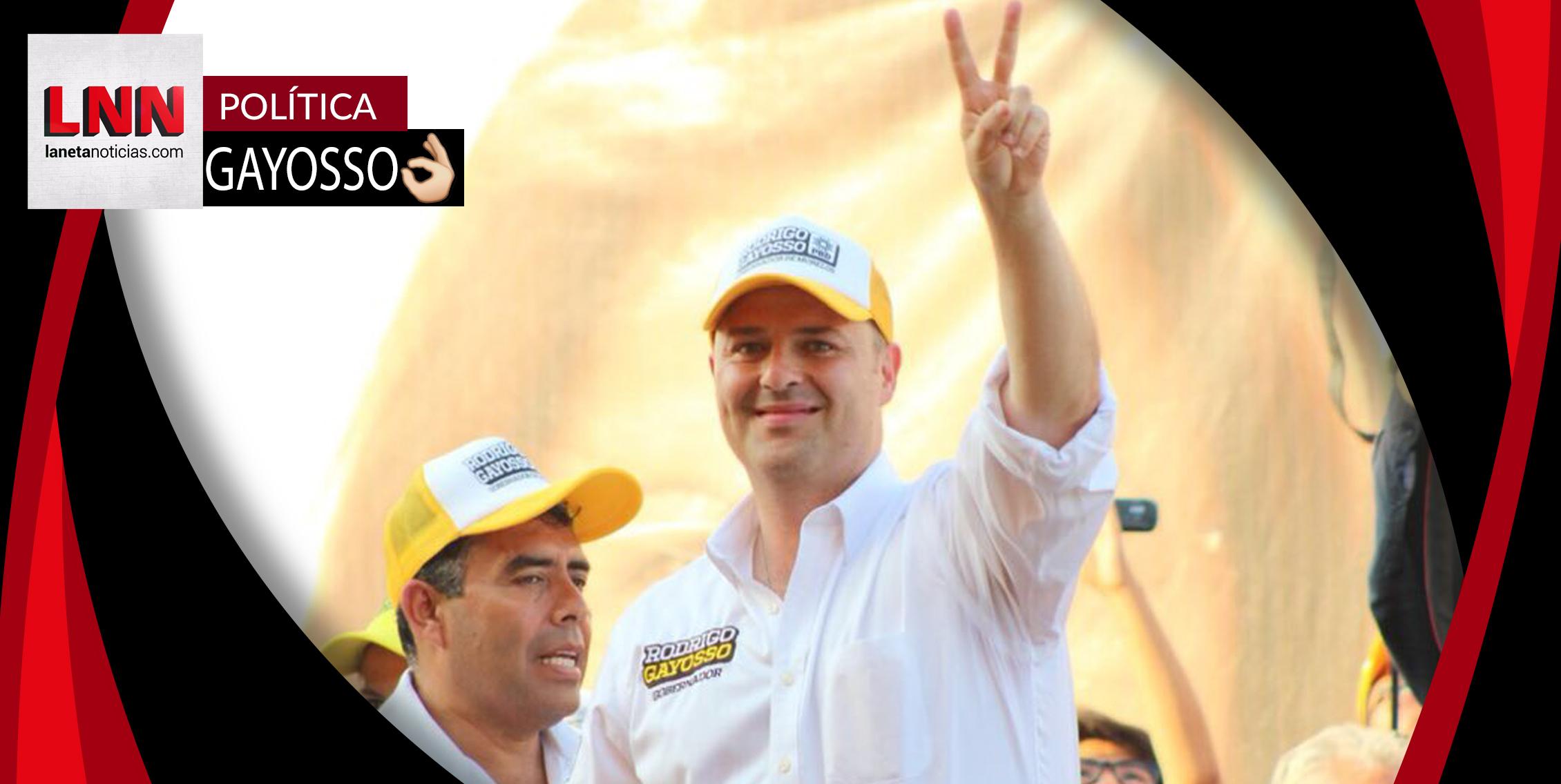 Gayosso, el único candidato en Morelos que crece en las encuestas