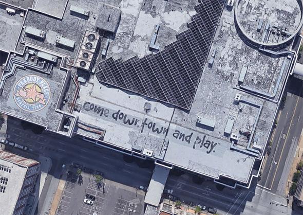 Google Maps capta espeluznante mensaje ¡y aterra a todos! (FOTO)