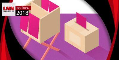 INE advierte que ni con thiner se podrán borrar los votos en las urnas