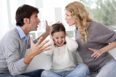 Efectos emocionales a causa del divorcio en hijos de distintas edades